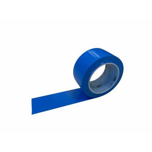 Označovací PVC páska 3M, modrá
