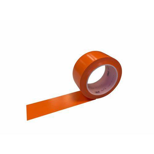Označovací PVC páska 3M, oranžová