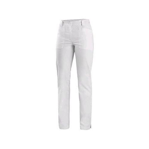 Dámské kalhoty CXS ERIN bílé, vel. 50