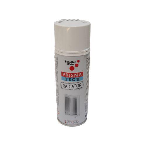 Sprej barva, bílá, na radiátory, teplotně odolná do 120°C, 400 ml