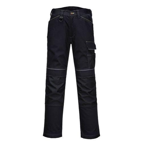 Dámské stretch pracovní kalhoty PW3, černá