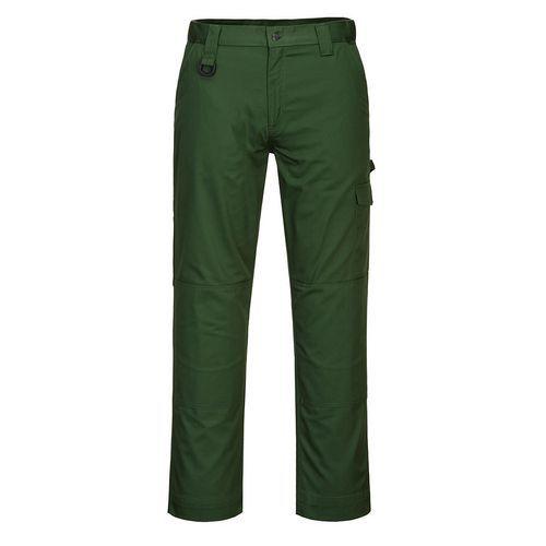 Super Work Trouser, tmavě zelená