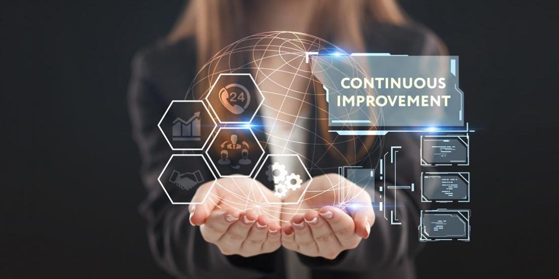 Co je neustálé zlepšování digitalizace voblasti procurementu?